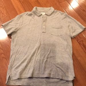 Billy Reid super soft grey pullover